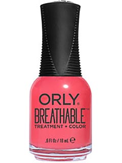 Лак для ногтей Orly Breathable «Уход+Цвет»