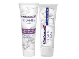 Blend-a-med 3D White Luxe