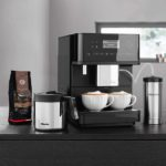 Кофемашина Miele CM 6350 Black Edition и кофе в зернах Miele Black Edition №1
