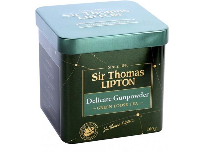 Чай Sir Thomas Lipton Delicate Gunpowder
