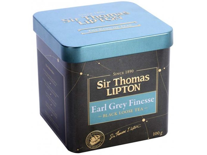 Чай Sir Thomas Lipton Earl Grey Finesse