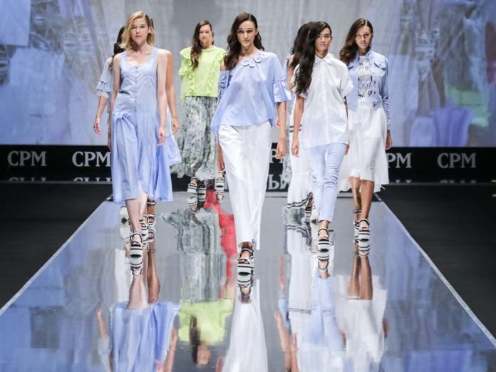 Collection Premiere Moscow, февраль 2018