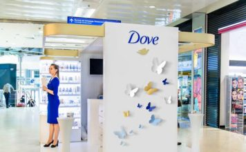 Dove Beauty Corner