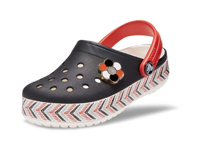 Сабо Crocs Chevron