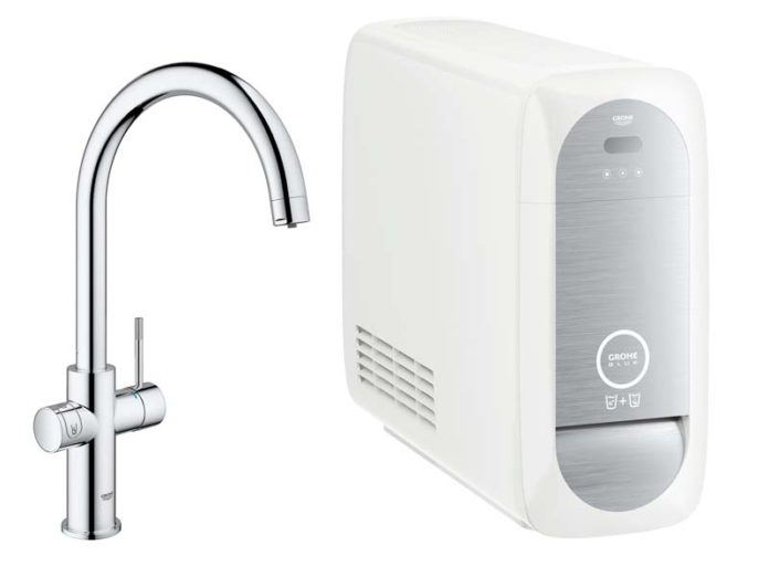 Система Grohe Blue Home