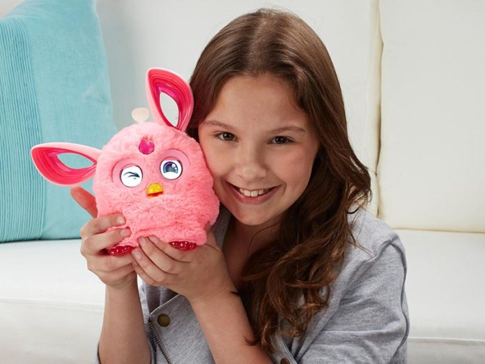 Игрушка Hasbro Furby Connect