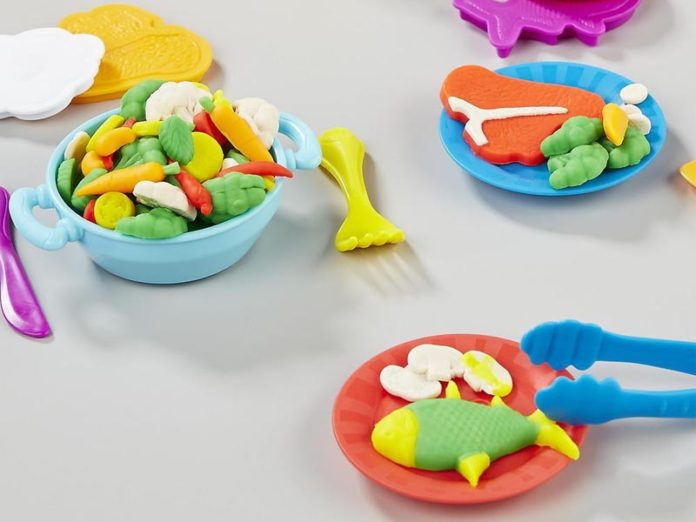 Наборы Hasbro Play-Doh Kitchen Creations