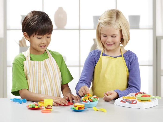 Игровые наборы Hasbro Play-Doh Kitchen Creations