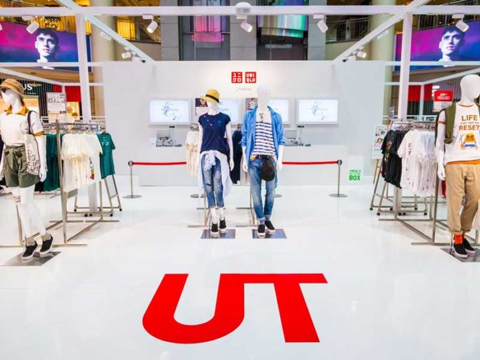 Uniqlo: Pop-Up магазин