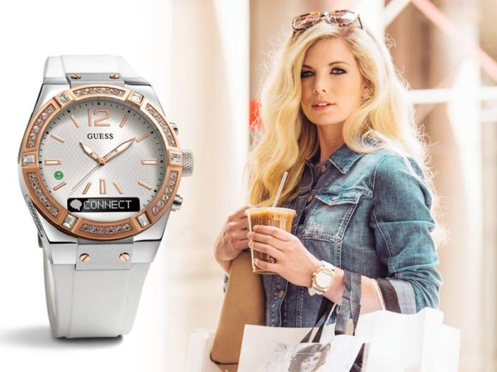Женские часы Guess Connect Smart Watch