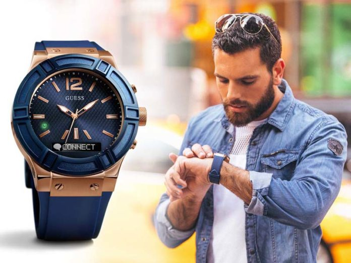 Мужские часы Guess Connect Smart Watch