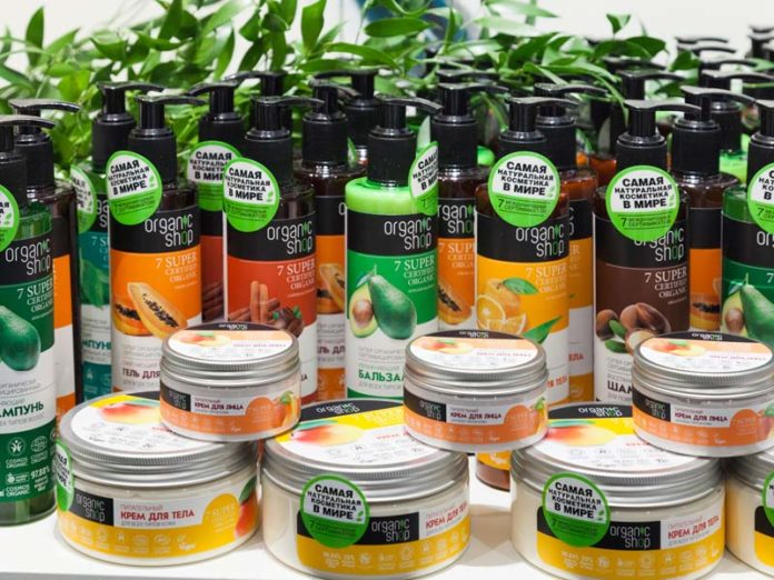 Линия косметики 7 Super Certified Organic by Organic Shop
