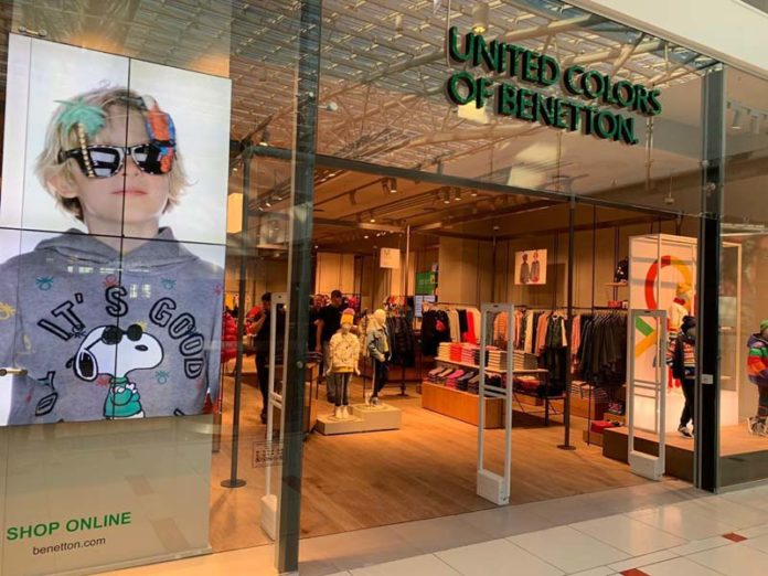 Магазин United Colors of Benetton Kids