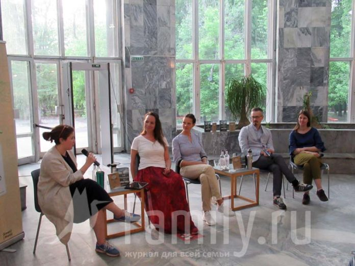 Public Talk на тему экологии