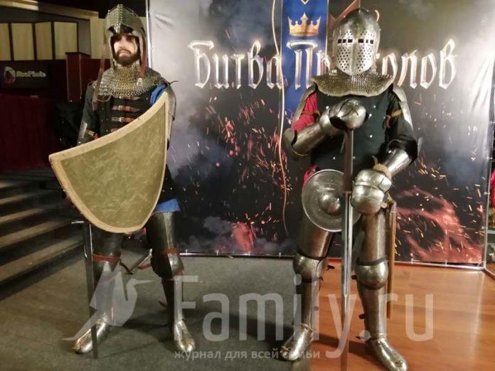 Рыцари на «Битве престолов»