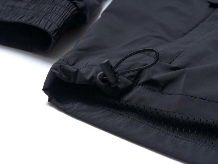 Спортивная куртка из плащевки