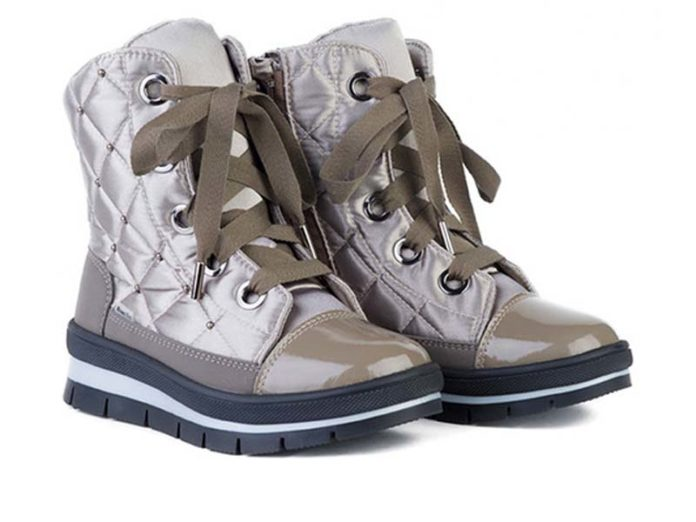 Ботинки Jog Dog со шнуровкой