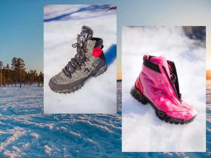 Обувь для путешественников