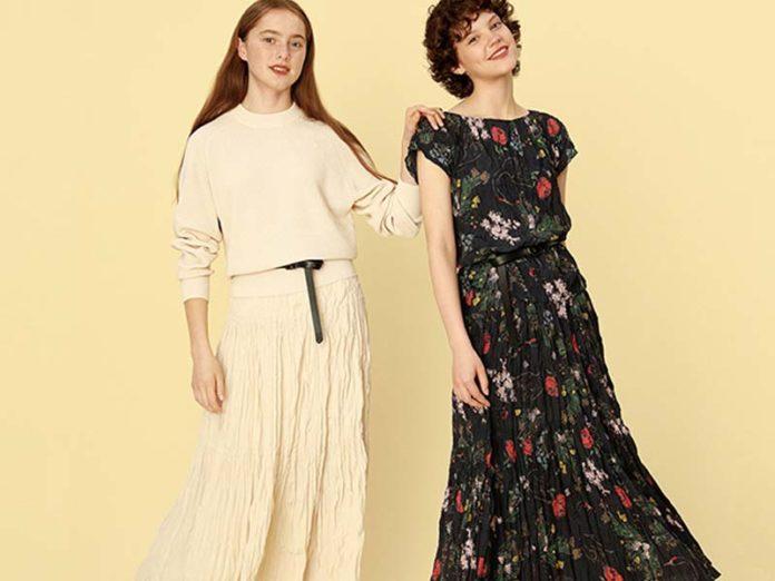 Модные платья Uniqlo весна-лето 2020