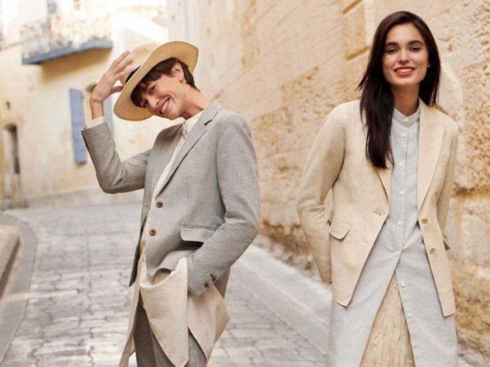 Женская одежда Uniqlo весна-лето 2020