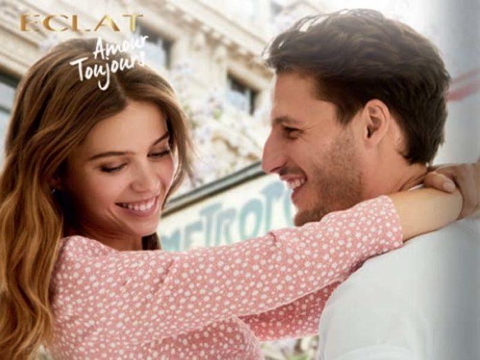 Мужчина и женщина в рекламе ароматов