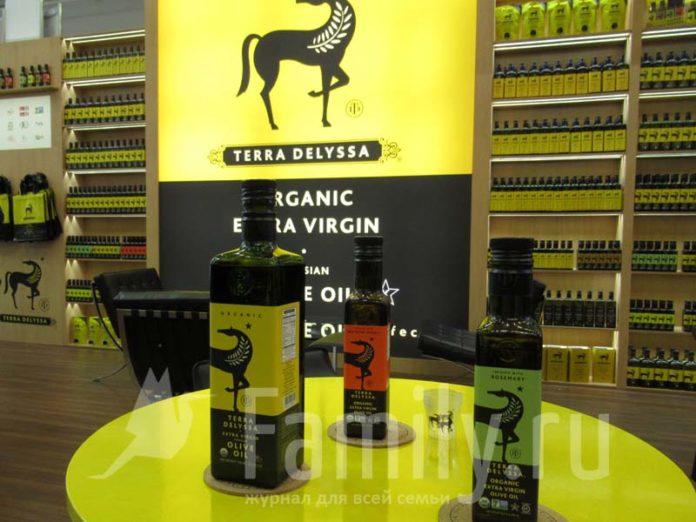 Оливковое масло из Туниса