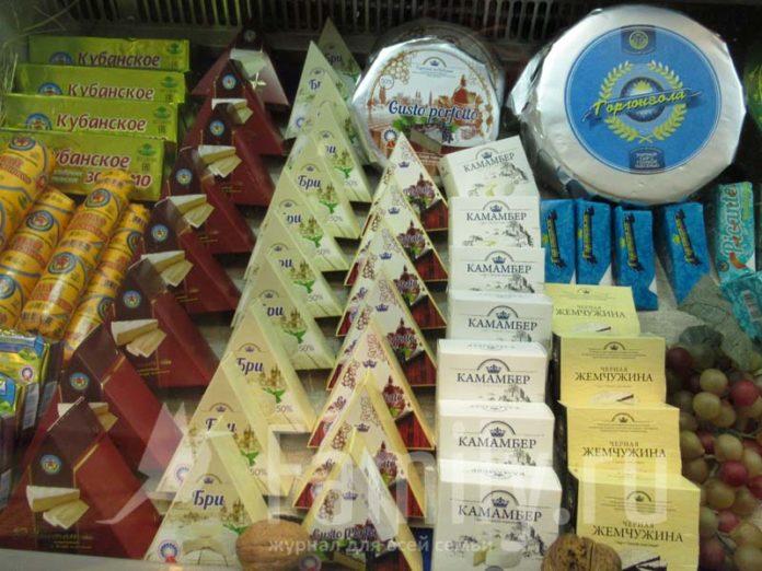Продукты Кубани
