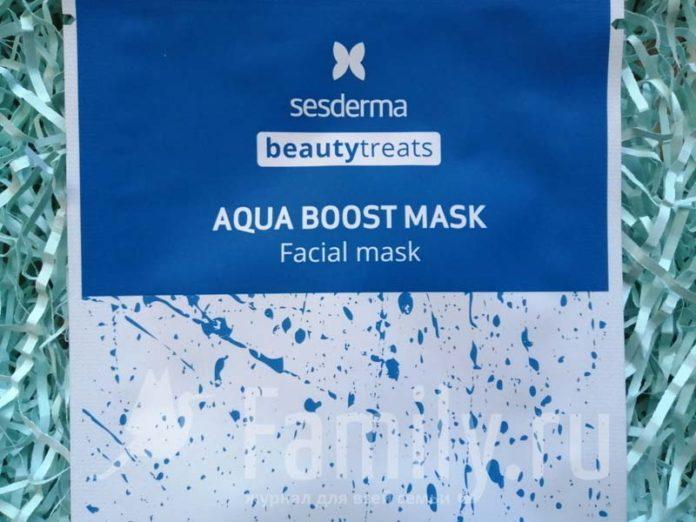 Увлажняющая маска Sesderma