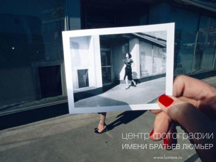 Модное фото Ги Бурдена