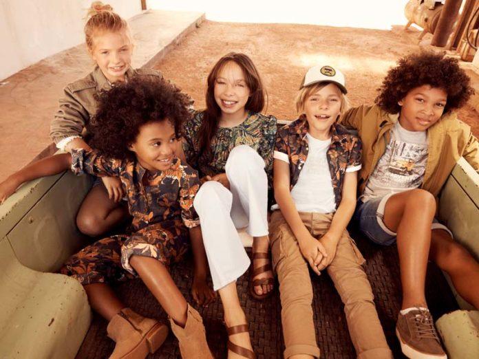 Одежда Mango Kids для мальчиков и девочек