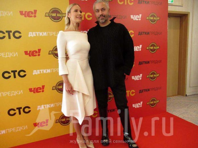 Елена Летучая и Александр Рогов