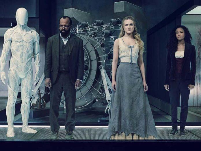 Актеры из сериала HBO «Мир Дикого Запада»
