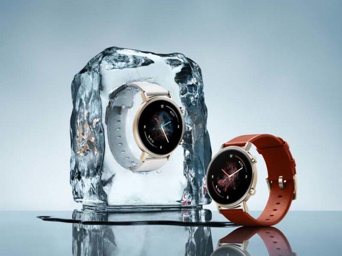 Новинка Huawei - смарт-часы Watch GT 2