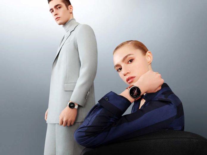 Модные смарт-часы Huawei Watch GT 2