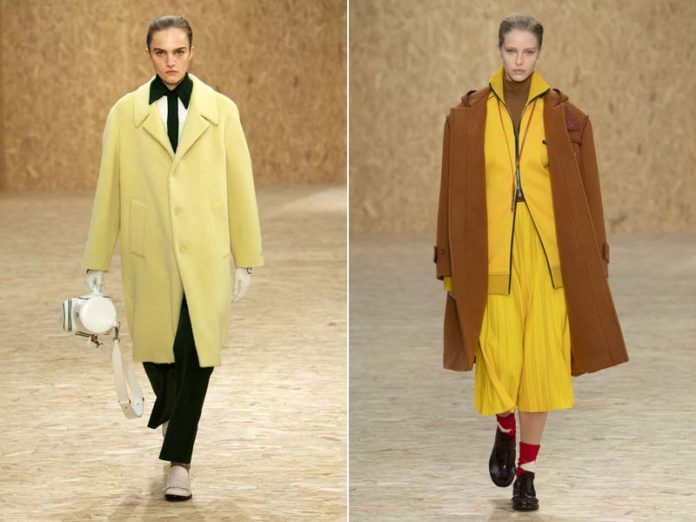 Женские пальто Lacoste