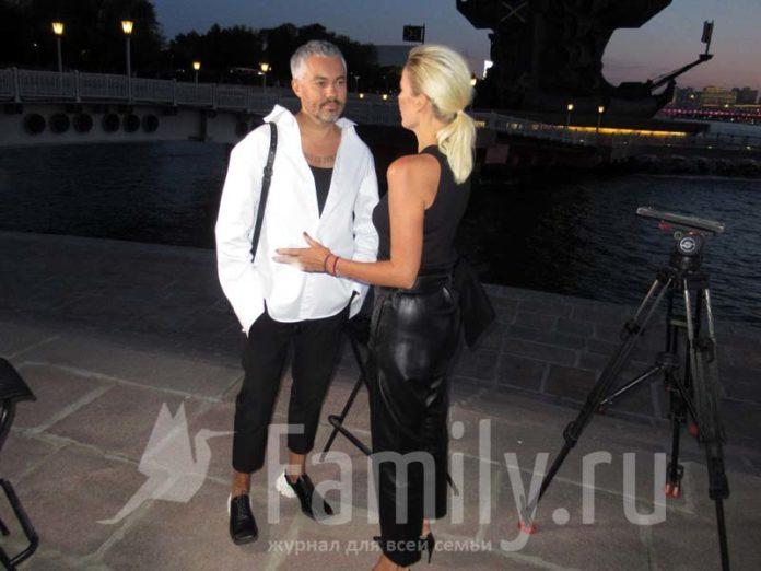 Александр Рогов с Леной Летучей