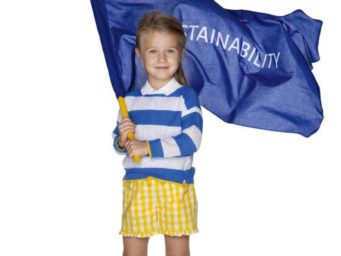 Летняя одежда для девочек итальянского бренда United Colors of Benetton Kids