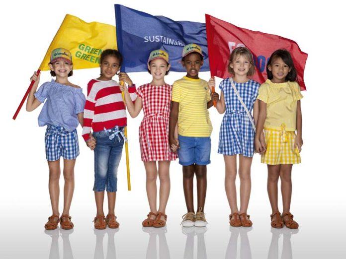 Летняя коллекция United Colors of Benetton Kids на лето 2020 для девочек и мальчиков