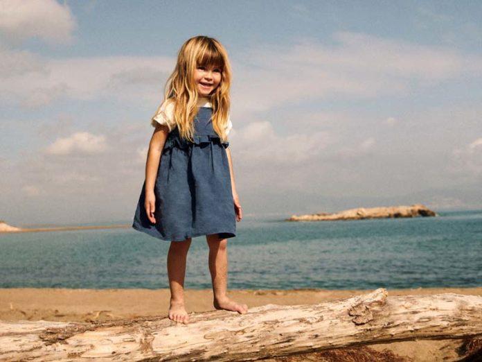 Летняя коллекция детской одежды 2020