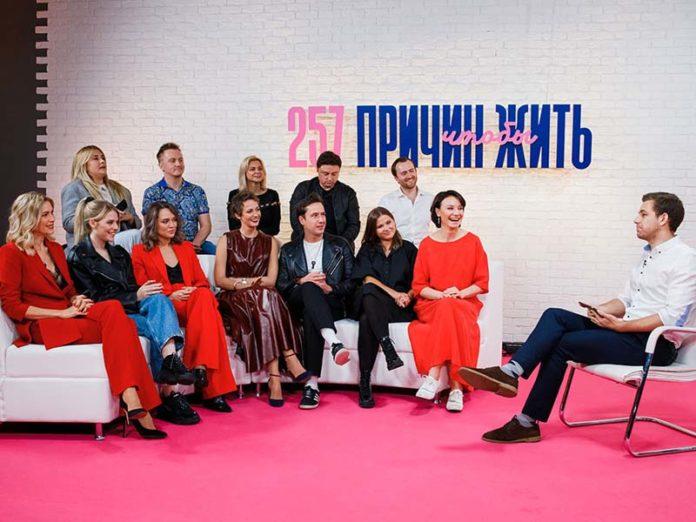 Актеры сериала на премьере
