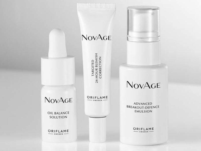 Средства для проблемной кожи Oriflame NovAge