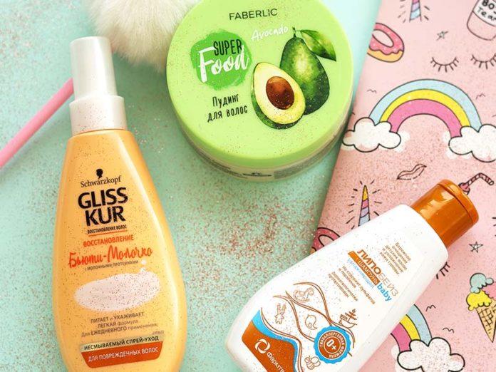 Средства для волос для мамы и малыша