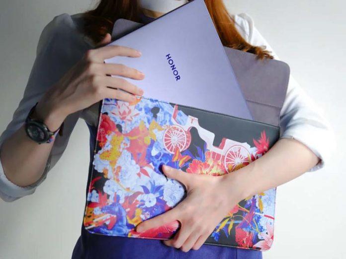 Веселенький чехол для Honor MagicBook 14