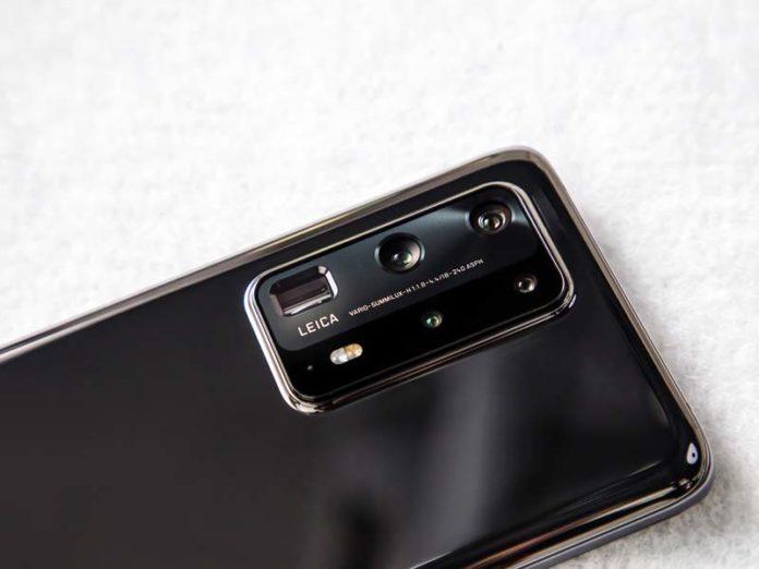 5 камер у смартфона