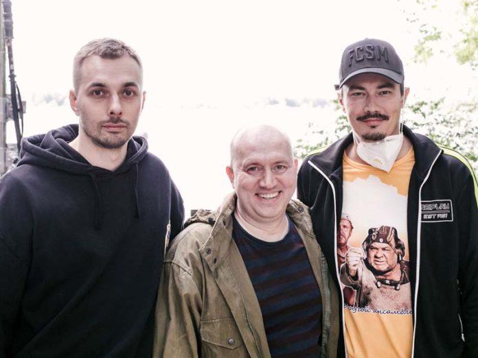 Жора Крыжовников и Сергей Бурунов
