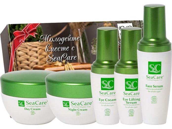 Увлажняющие средства Sea Care
