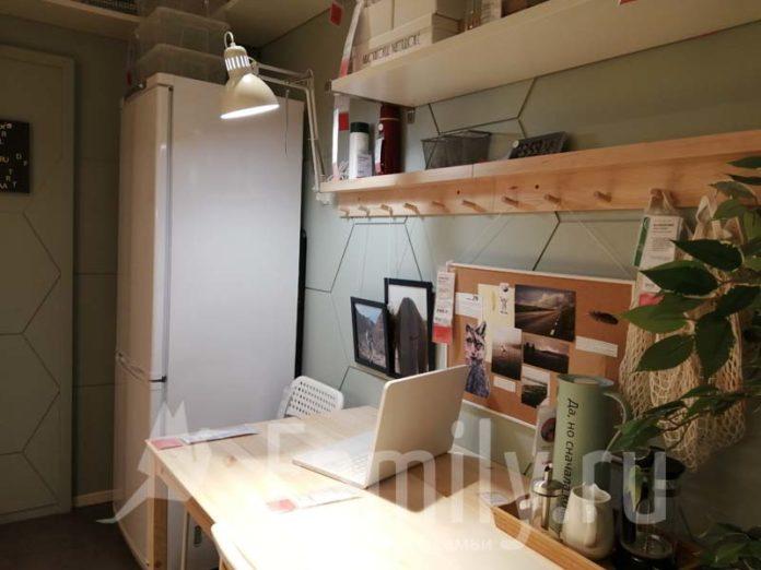 Ноутбук на кухне