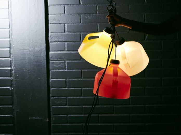 Светильники-канистры