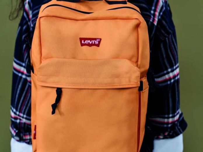 Рюкзак с мягкой секцией для ноутбука