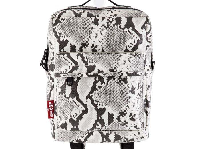 Рюкзак с рисунком под змею